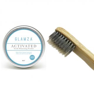 white first - glamza poudre de blanchiment dentaire