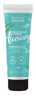Déodorant en crème naturel à l'aloe vera 75 ml