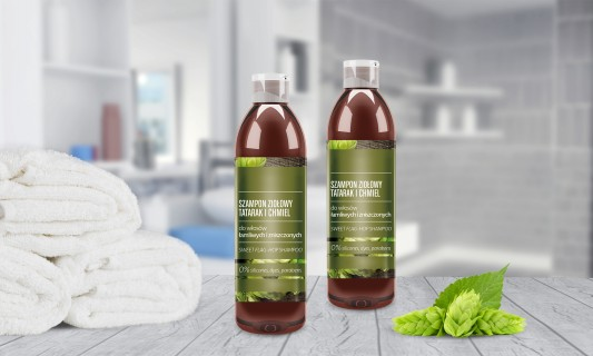 Pack shampoing et après-shampoing