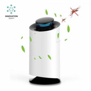 Appareil 2 en 1 : Purificateur d'air & Anti-Moustiques
