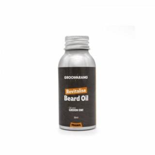 Huiles à barbe 100 % naturelles