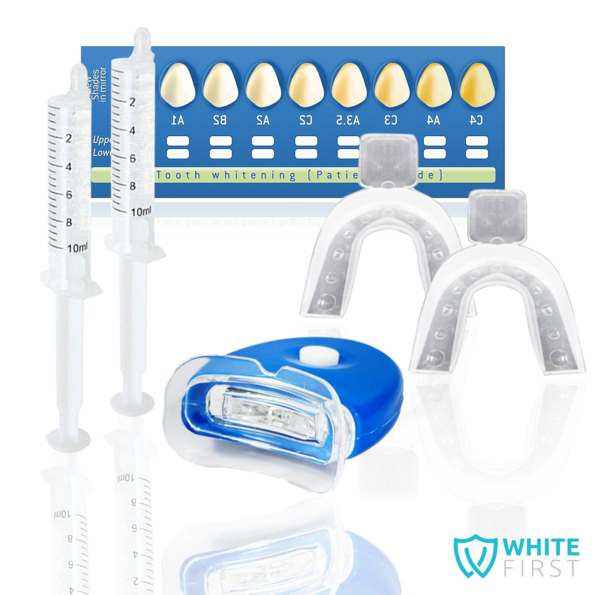 le kit blanchiment des dents
